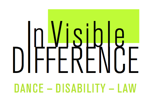 The Invisible Difference logo.